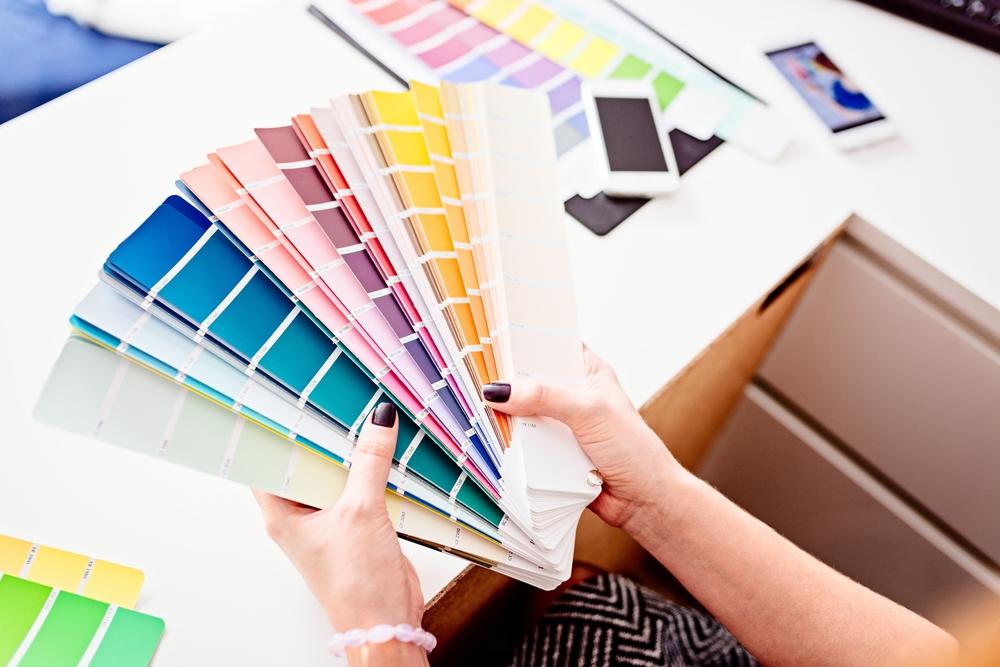 nuanciers de couleur