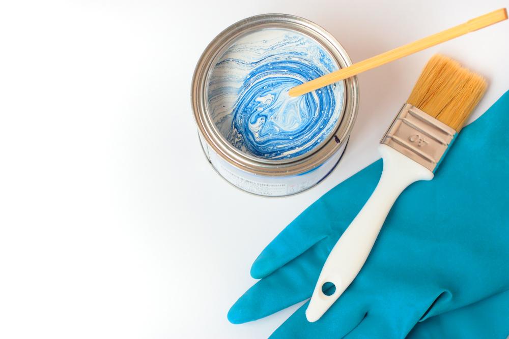 Peinture à l'eau (alkyde)