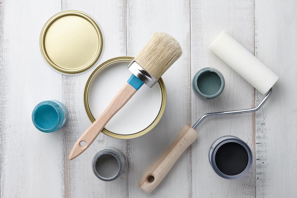 pour peindre son intérieur