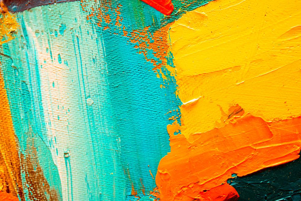 types de peintures et leur composition